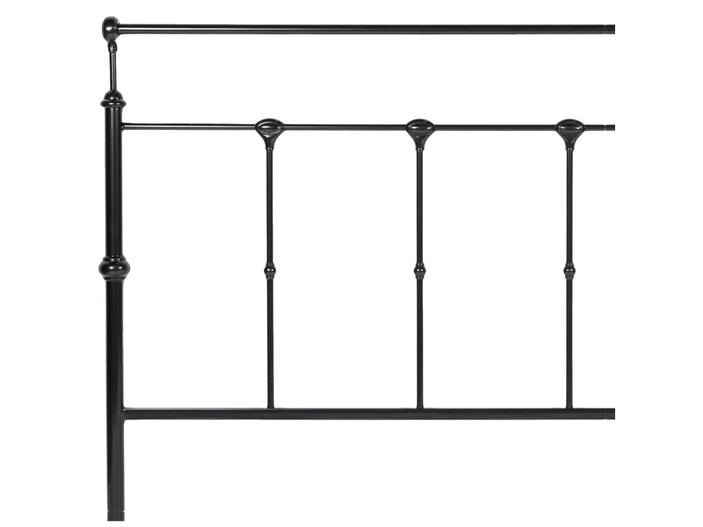 Fashion Bed Group Metal BedsQueen Winslow Headboard and Footboard