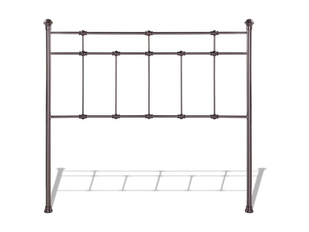 Fashion Bed Group Metal BedsTwin Davis Bed w/ Frame