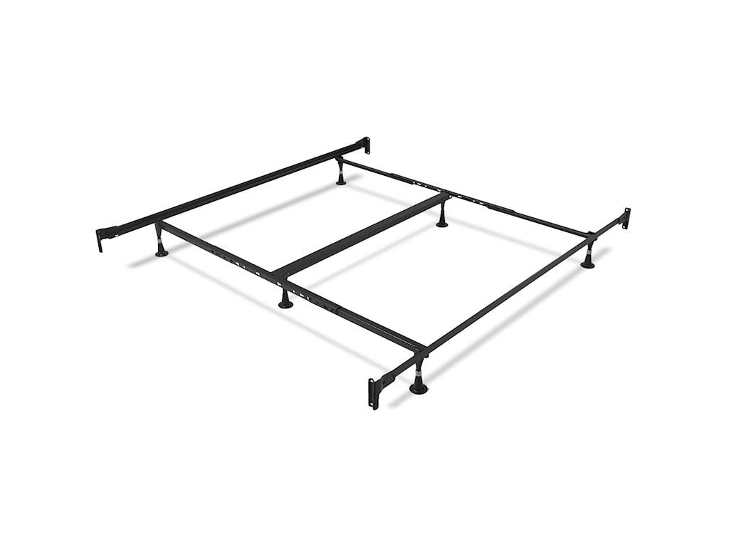 Fashion Bed Group Metal BedsKing Dexter Bed w/ Frame
