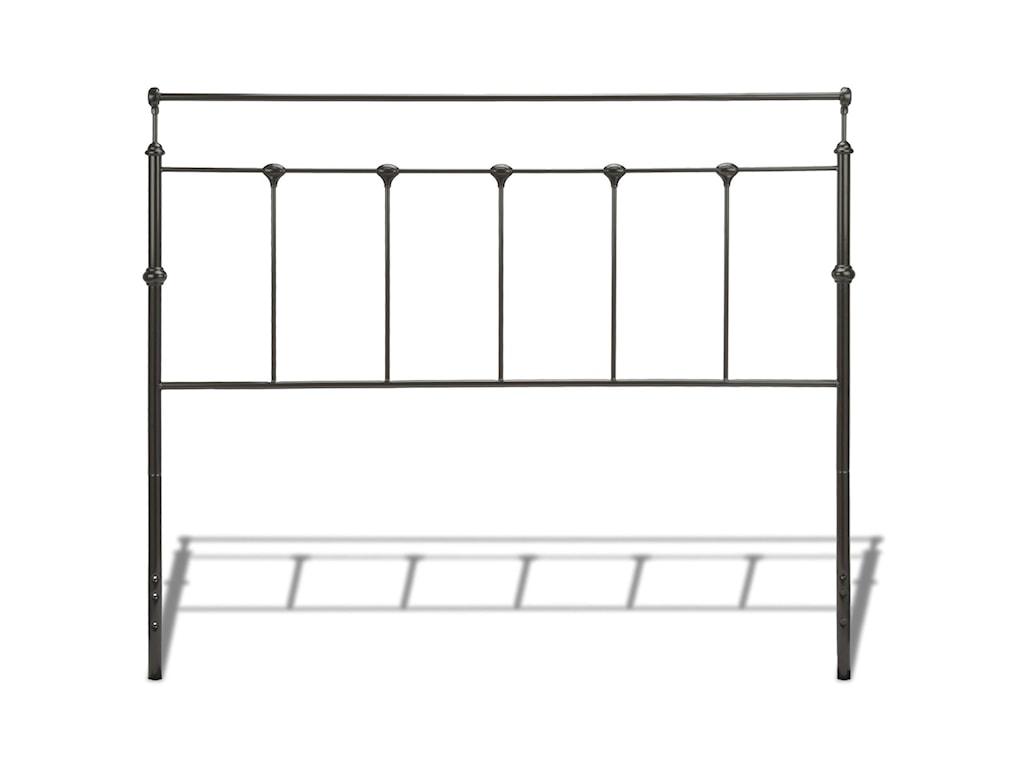 Fashion Bed Group Metal BedsKing Winslow Bed w/ Frame
