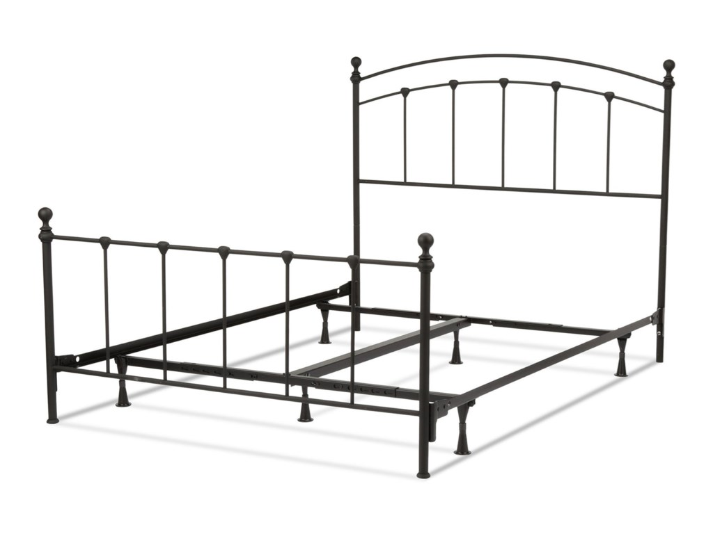 Fashion Bed Group Metal BedsFull Sanford Bed w/ Frame