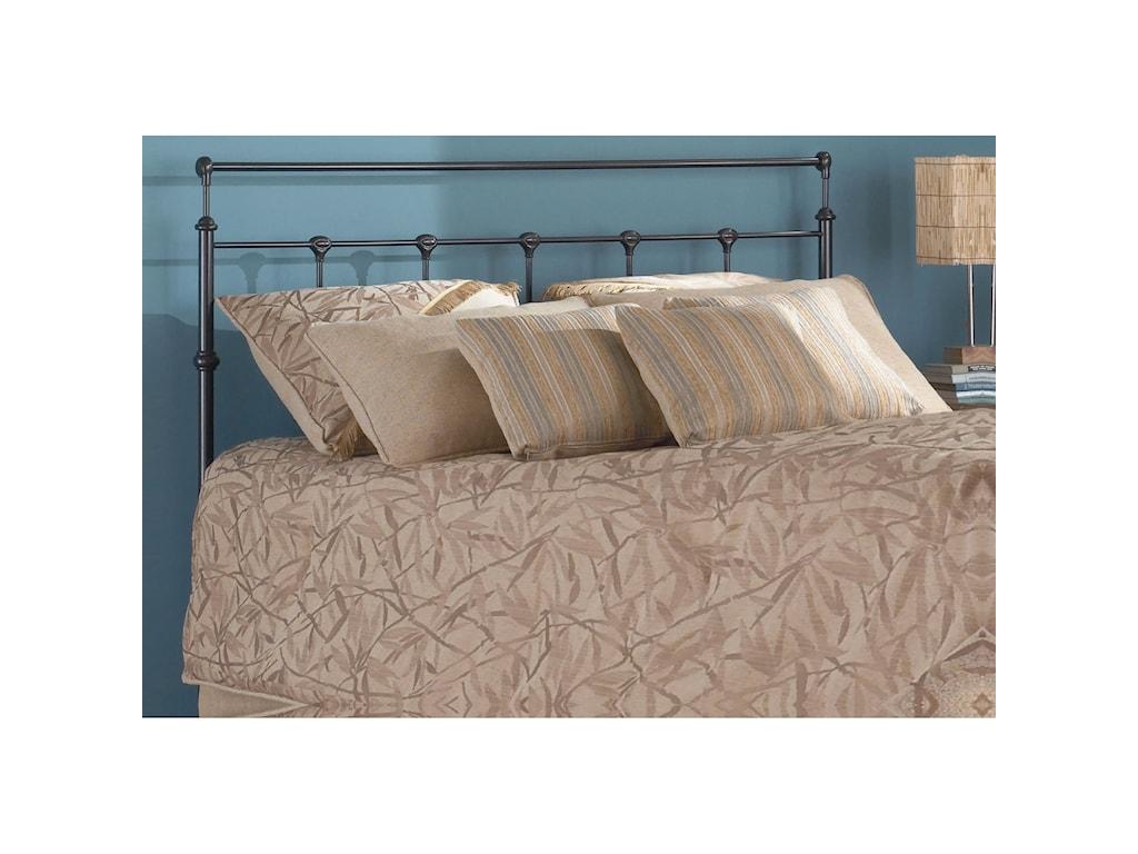 Fashion Bed Group Metal BedsFull Winslow Headboard