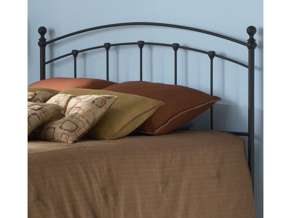 Fashion Bed Group Metal BedsTwin Sanford Headboard