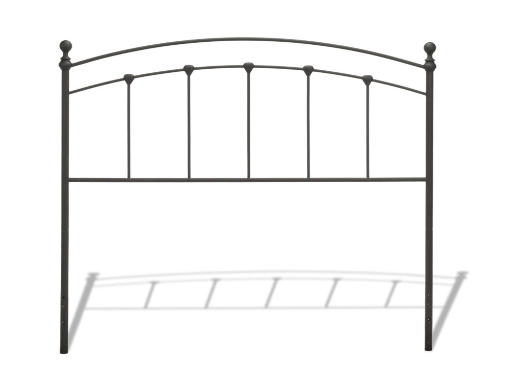 Fashion Bed Group Metal BedsQueen Sanford Headboard