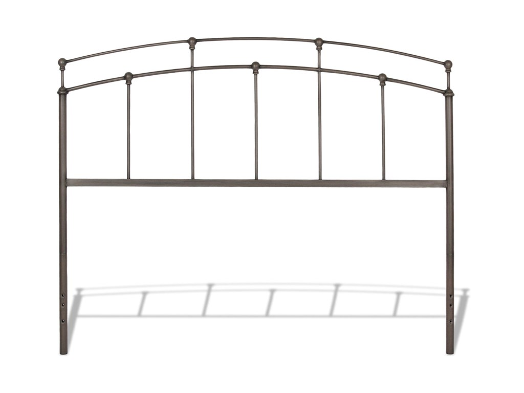 Famous Bed Group Metal BedsQueen Francis Headboard