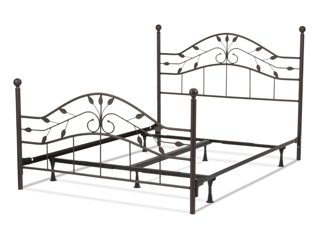Fashion Bed Group Metal BedsQueen Sycamore Bed w/ Frame