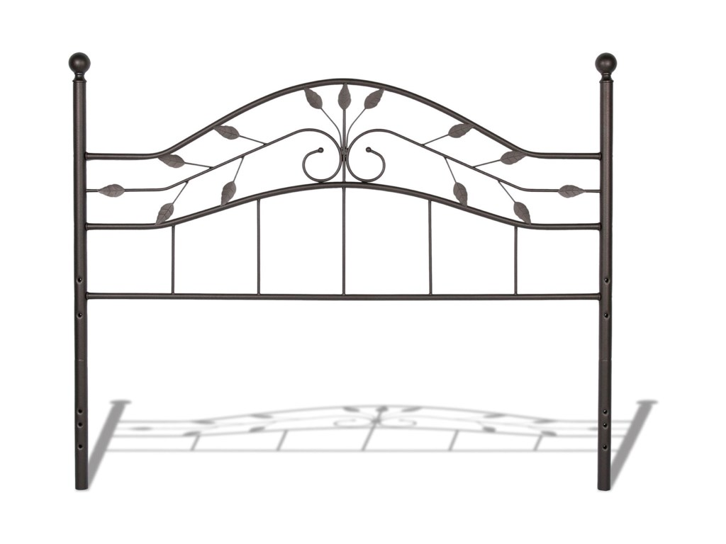Fashion Bed Group Metal BedsTwin Sycamore Headboard