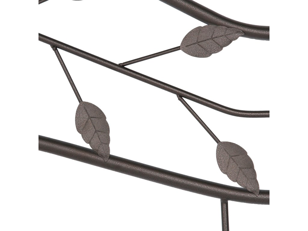 Fashion Bed Group Metal BedsQueen Sycamore Headboard
