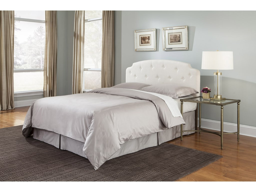 Fashion Bed Group MontreuxFull/Queen Headboard