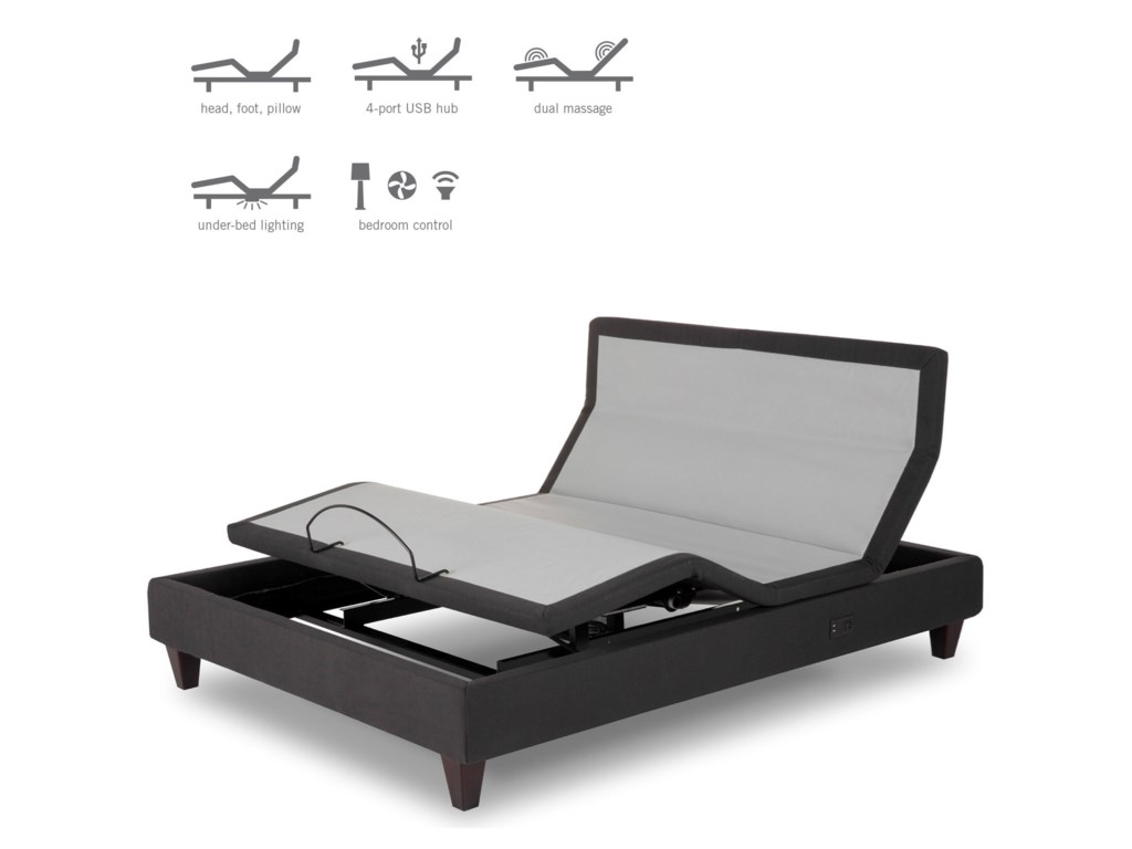Fashion Bed Group Premier SeriesQueen Adjustable Base