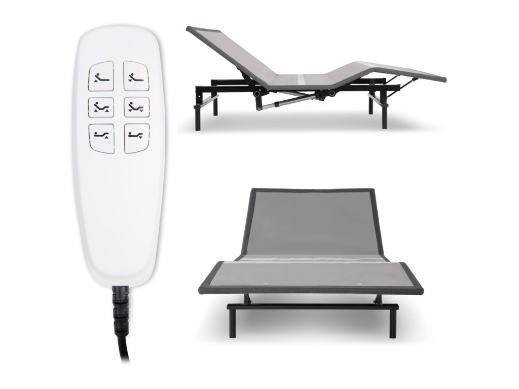 Fashion Bed Group Pro-Motion 2.0Twin XL Adjustable Base