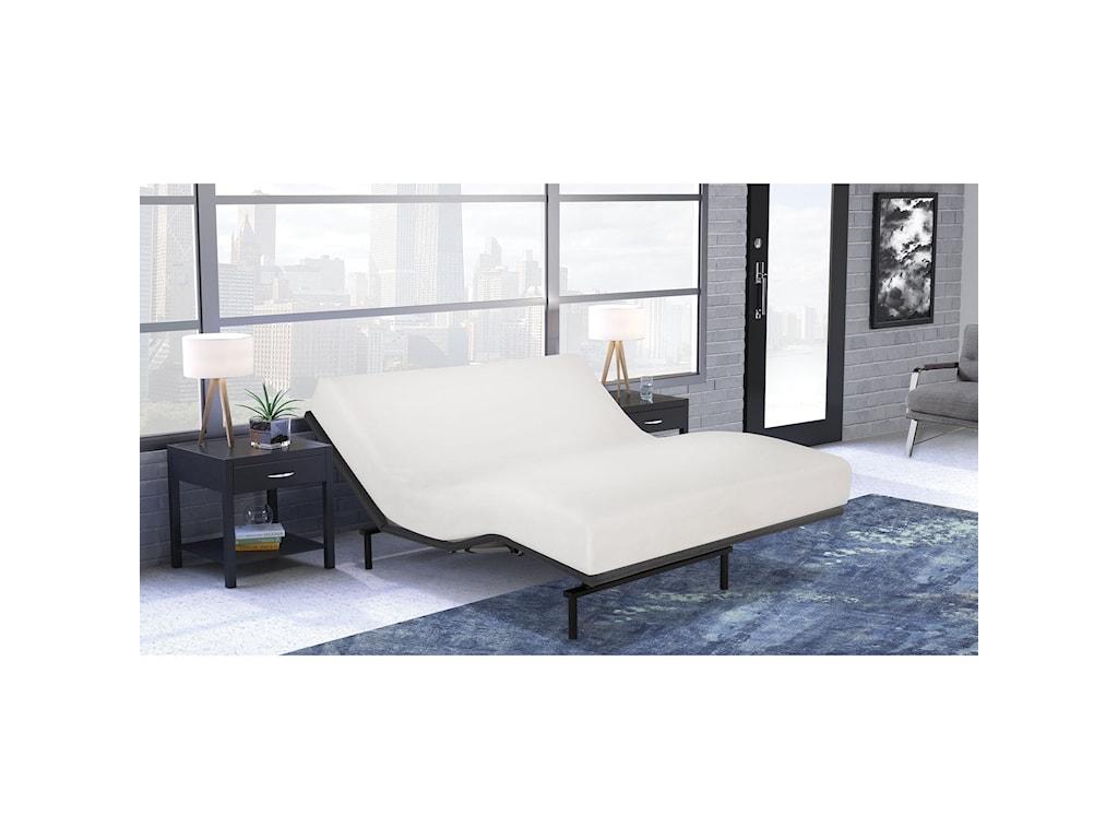 Fashion Bed Group RavenQueen Raven Adjustable Base