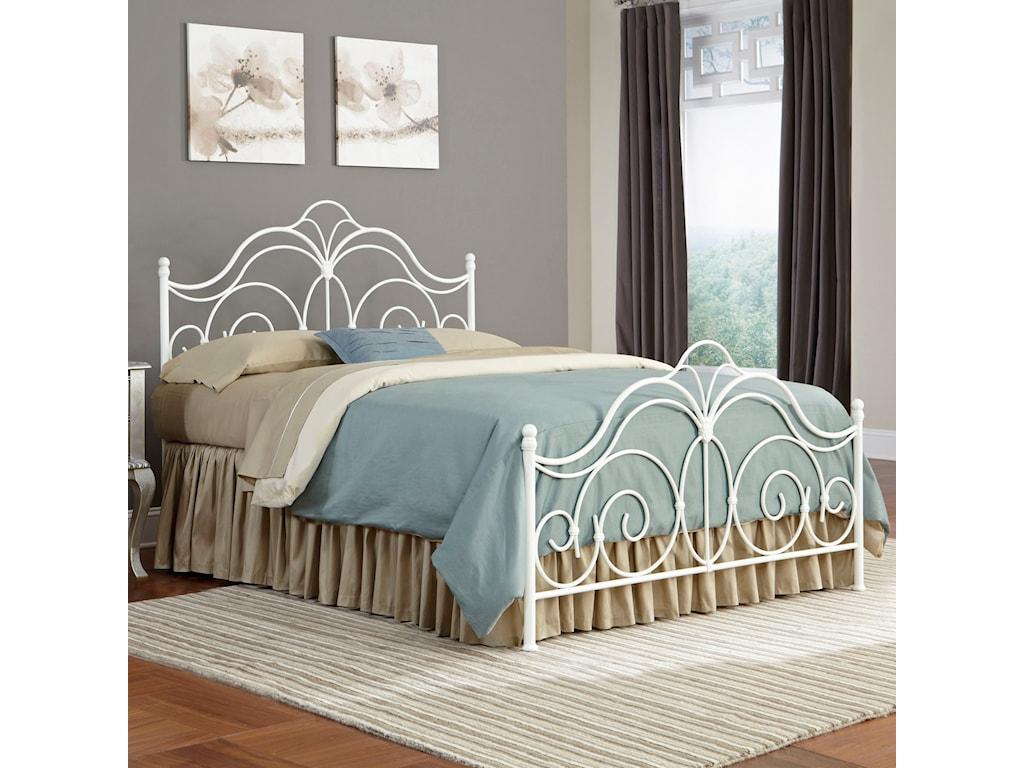 Fashion Bed Group RhapsodyFull Rhapsody Bed
