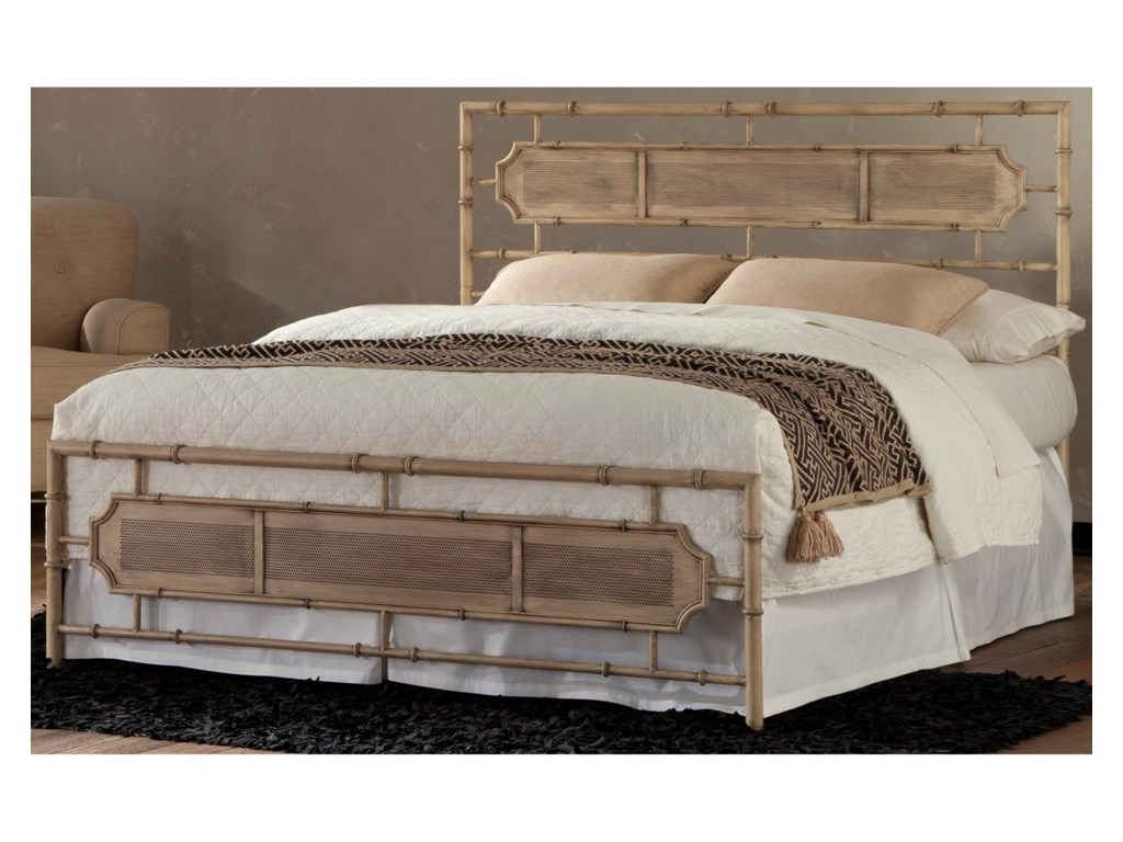 Fashion Bed Group Snap Bedsqueen Metal