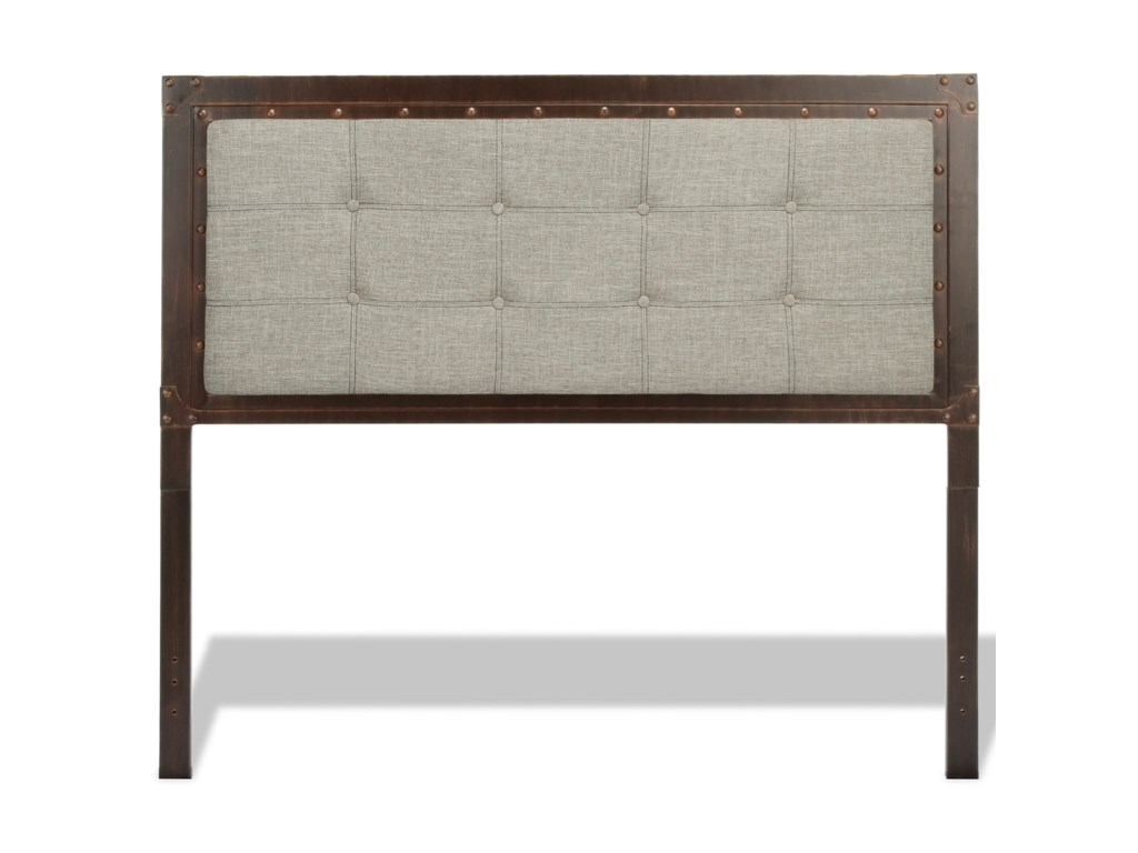 Fashion Bed Group Upholstered Headboards and BedsKing Gotham Headboard and Footboard