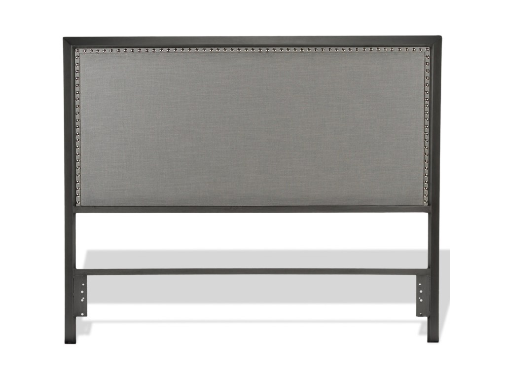 Fashion Bed Group Upholstered Headboards and BedsCal King Normandy Platform Bed