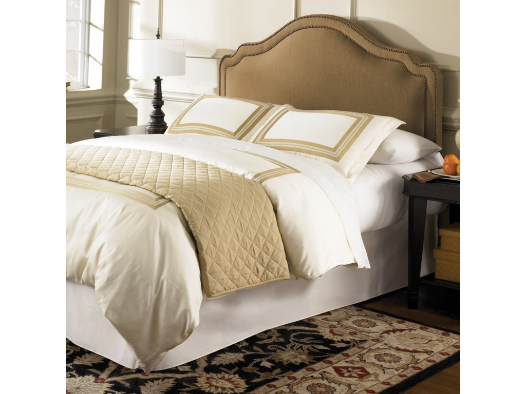 Fashion Bed Group Upholstered Headboards and BedsFull/Queen Versailles Headboard