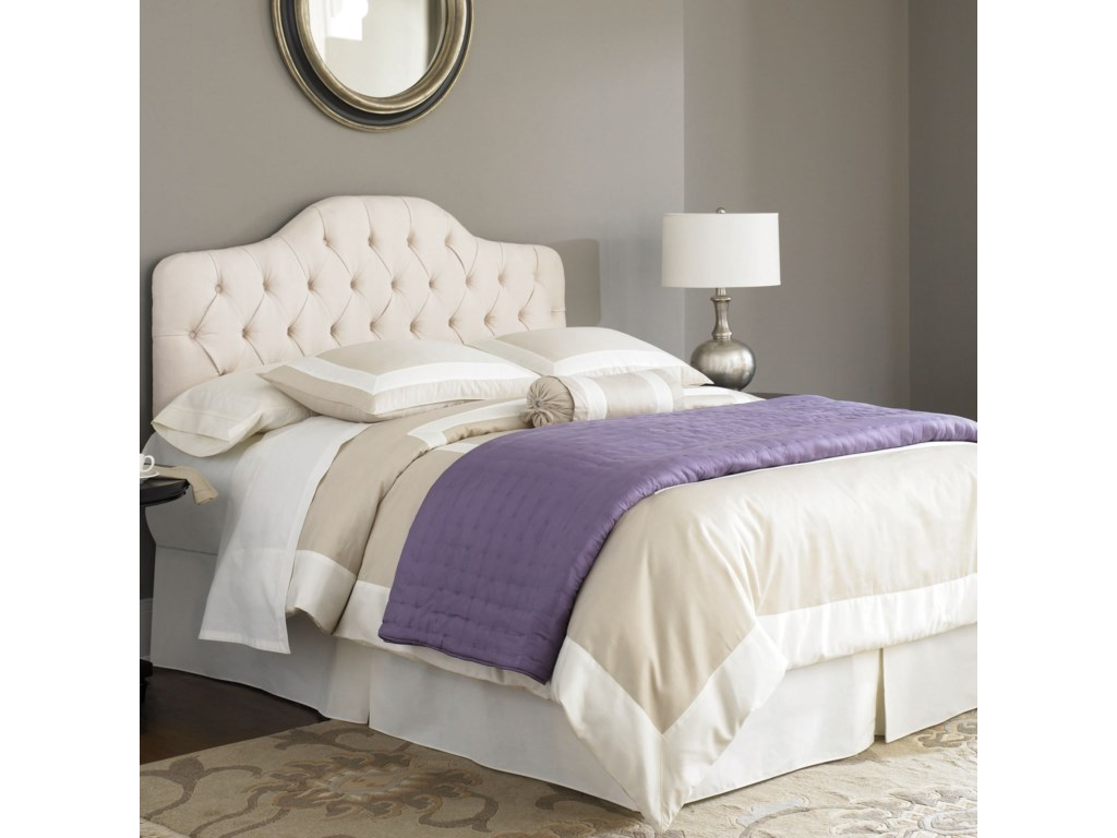 Fashion Bed Group Upholstered Headboards and BedsFull/Queen Marcus Headboard