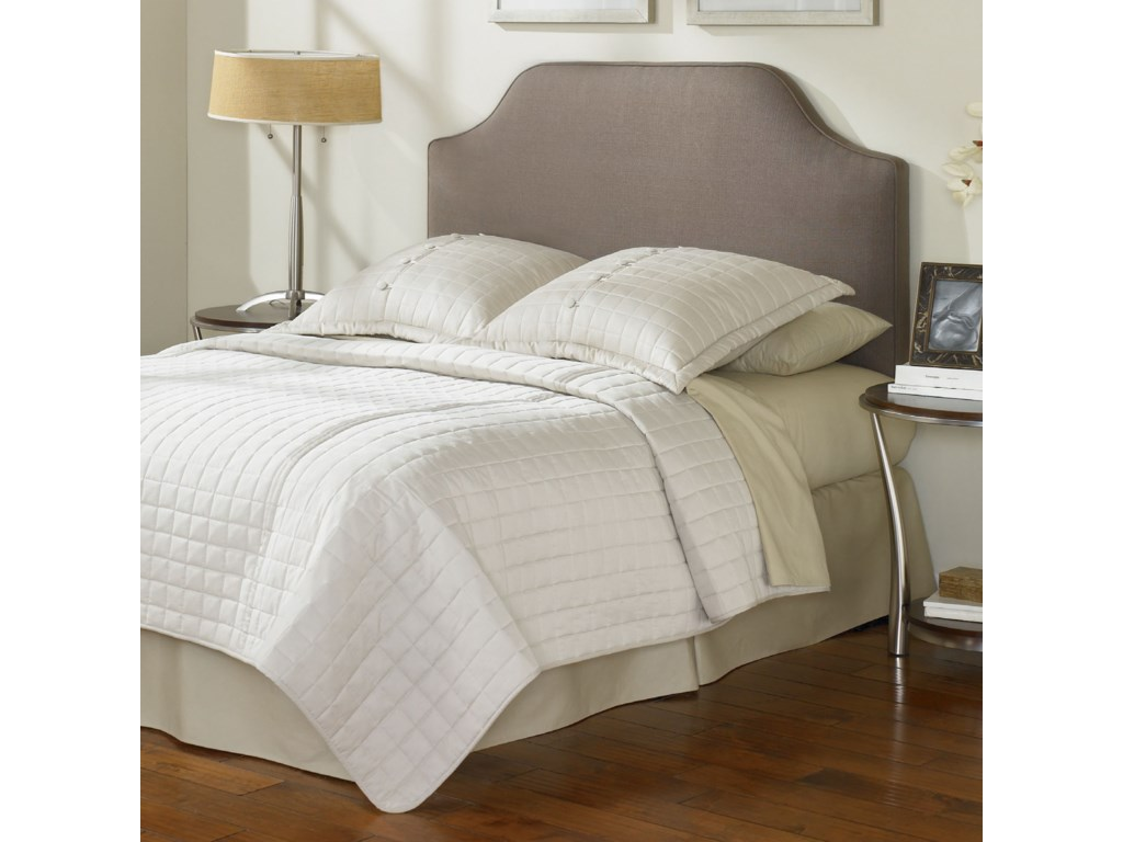 Fashion Bed Group Upholstered Headboards and BedsFull/Queen Bordeaux Headboard