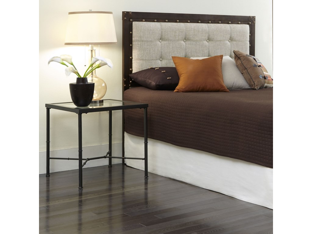 Fashion Bed Group Upholstered Headboards and BedsKing Gotham Headboard