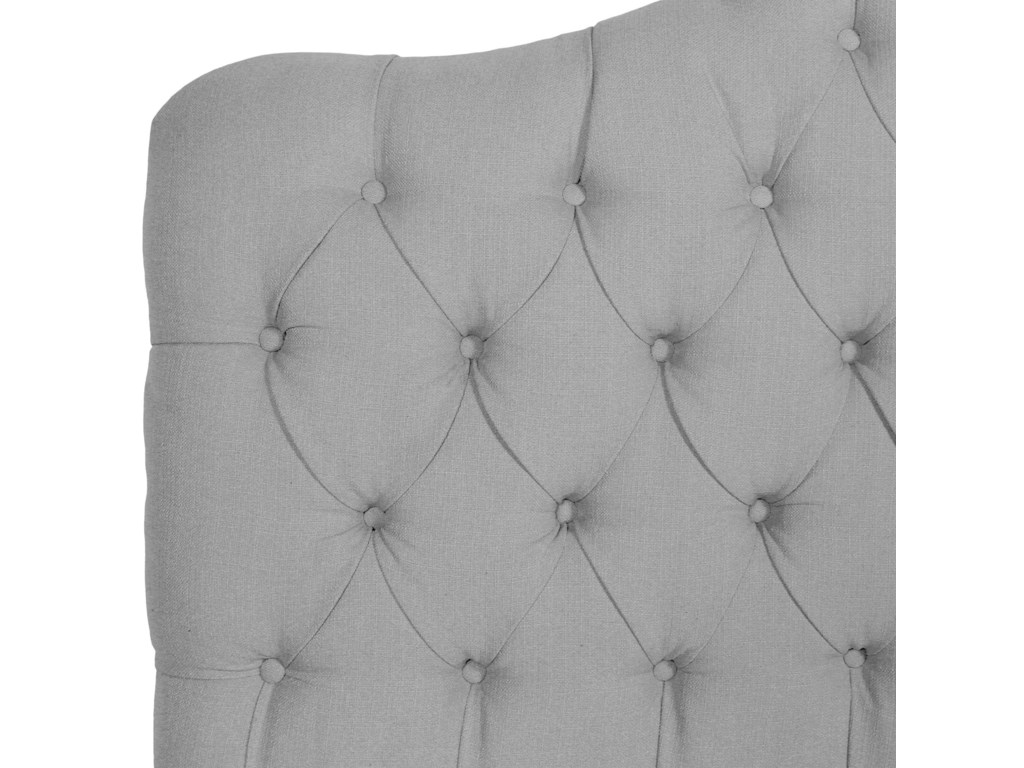 Fashion Bed Group Upholstered Headboards and BedsFull/Queen Martinique Headboard