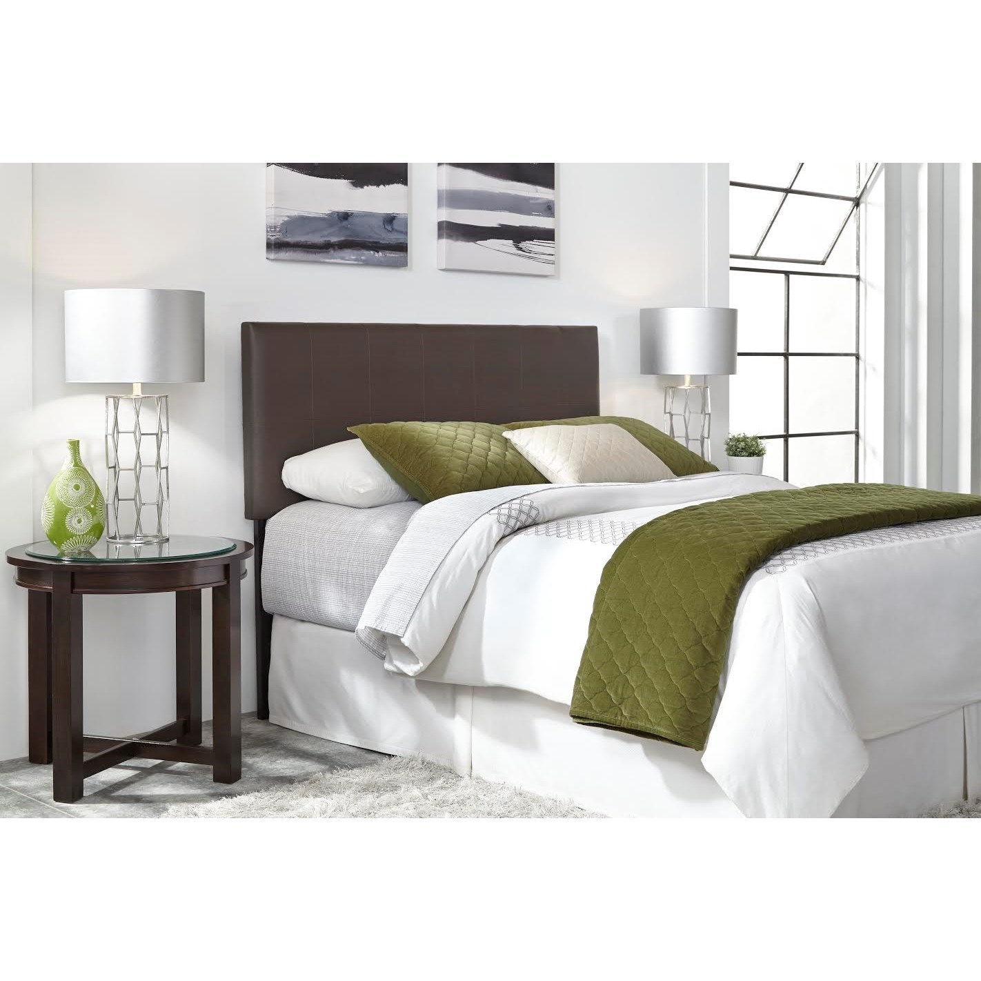 Fashion Bed Group UpholsteredBronson King/Cal King Headboard