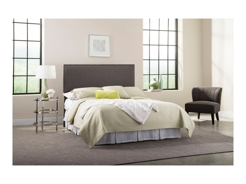 Fashion Bed Group Upholstered Headboards and BedsKing / Cal King Brookdale Headboard