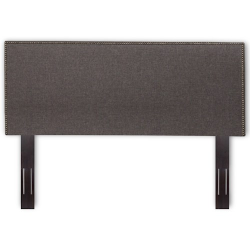 Fashion Bed Group Upholstered Headboards and Beds Full / Queen Brookdale Headboard
