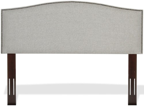 Fashion Bed Group Upholstered Carlisle King/Cal King Headboard