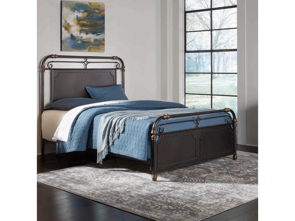Fashion Bed Group WestchesterCal King Westchester Headboard & Footboard