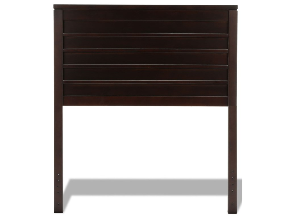 Fashion Bed Group Wood BedsTwin Uptown Headboard