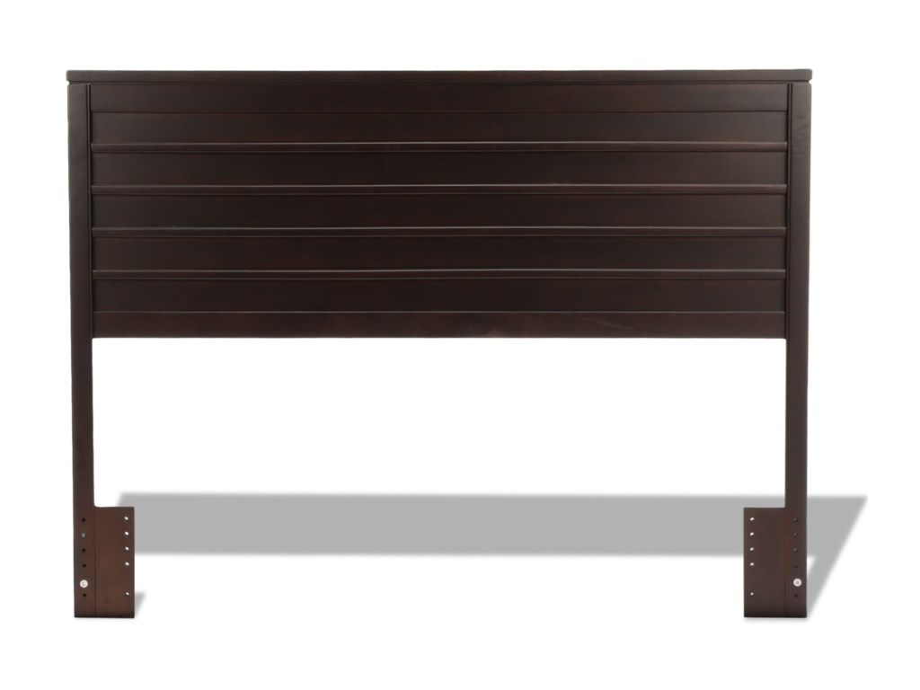 Fashion Bed Group Wood BedsFull/Queen Uptown