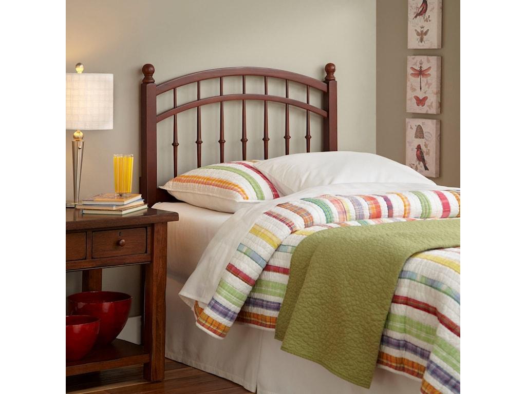 Fashion Bed Group Wood BedsTwin Bailey Headboard