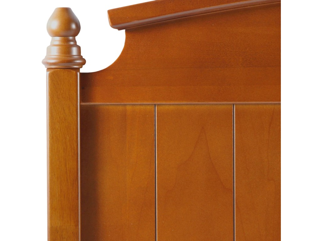 Fashion Bed Group Wood BedsTwin Danbury Headboard