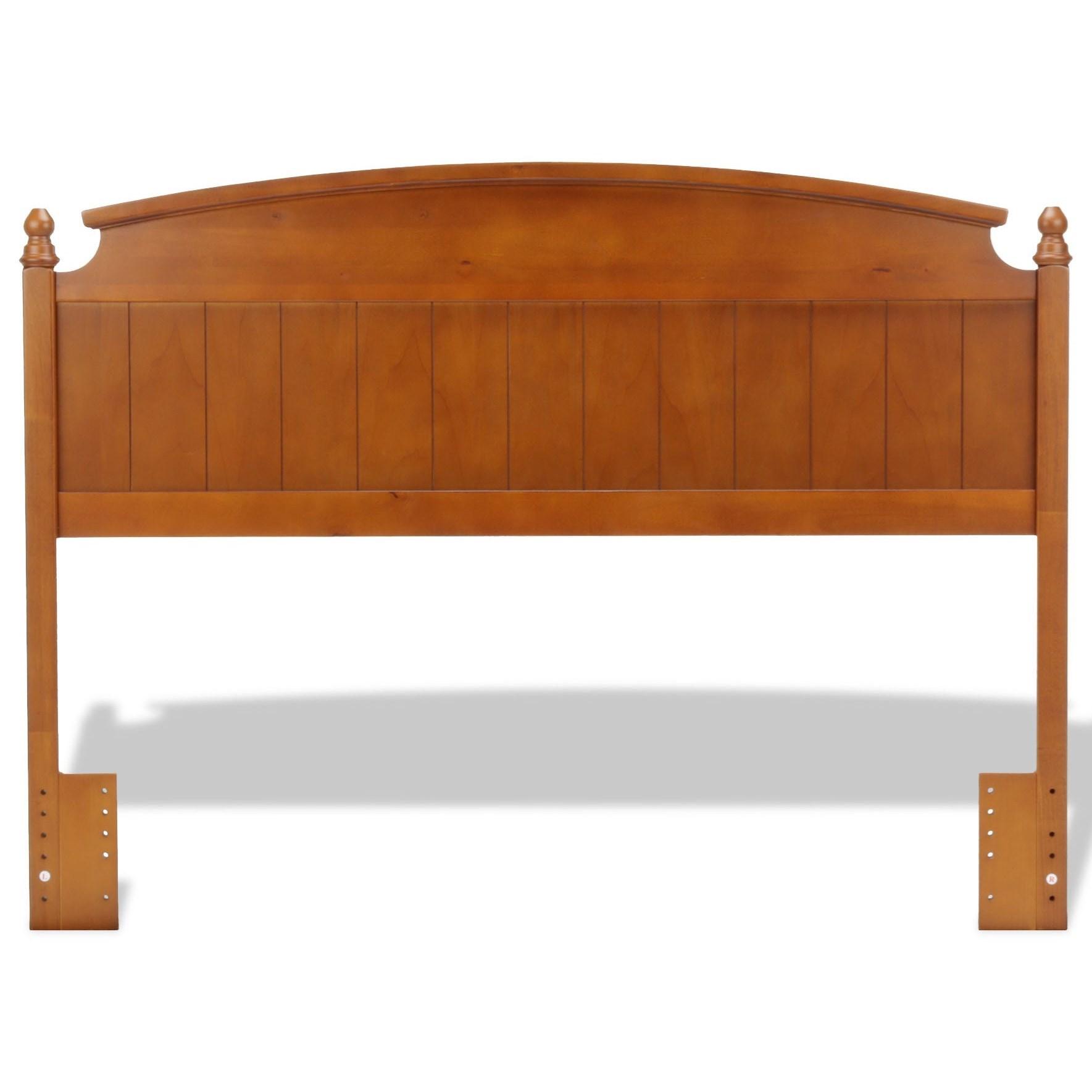 Fashion Bed Group Wood BedsFull/Queen Danbury Headboard ...