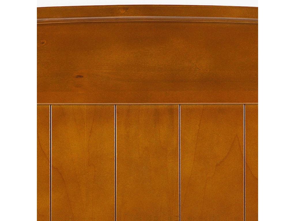 Fashion Bed Group Wood BedsFull/Queen Danbury Headboard