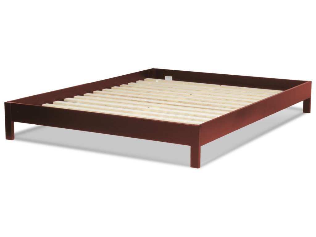 Fashion Bed Group Wood BedsKing Murray Platform Bed