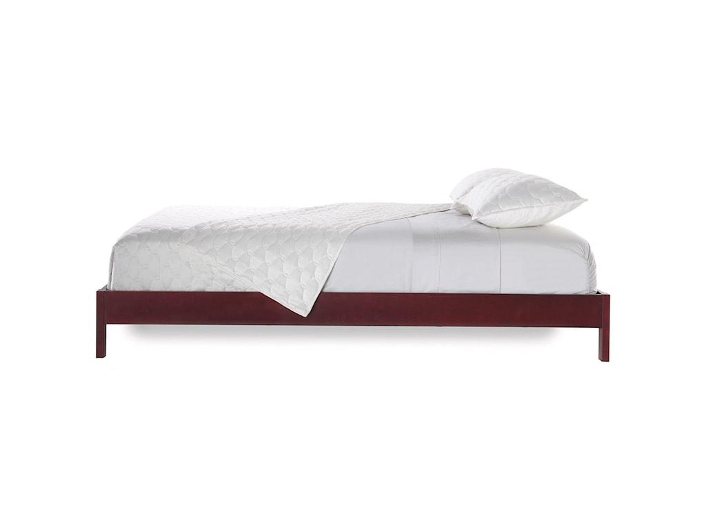 Fashion Bed Group Wood BedsKing Murray Platform Bed