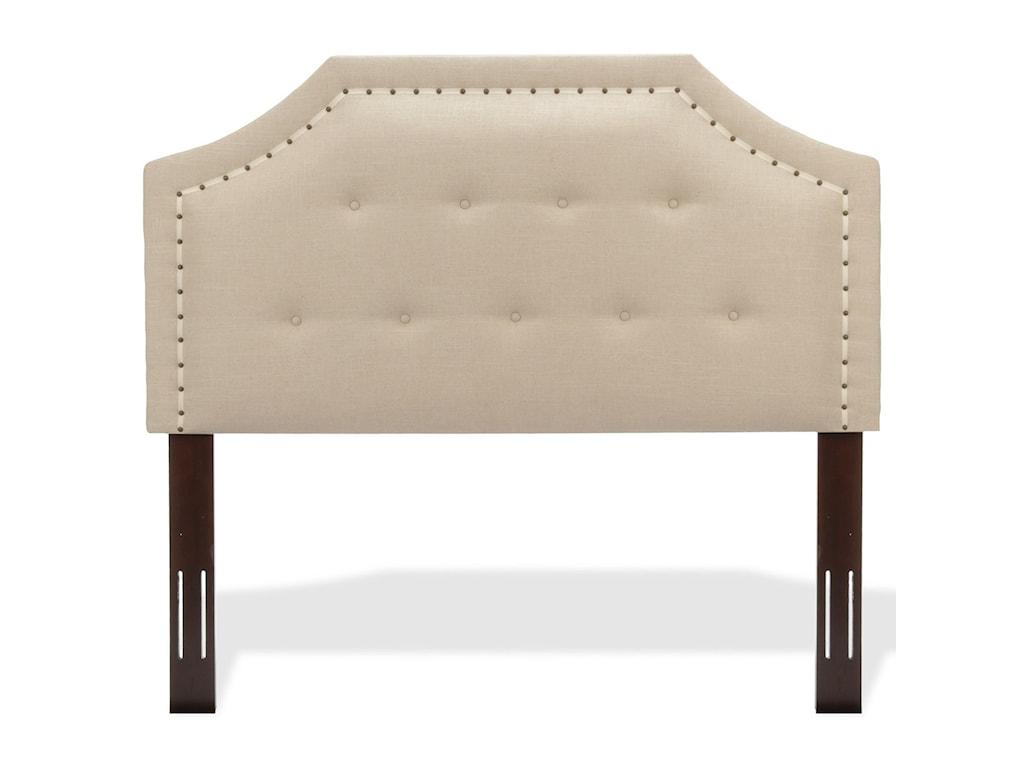 Fashion Bed Group Wood BedsKing/Cal King Avignon Headboard