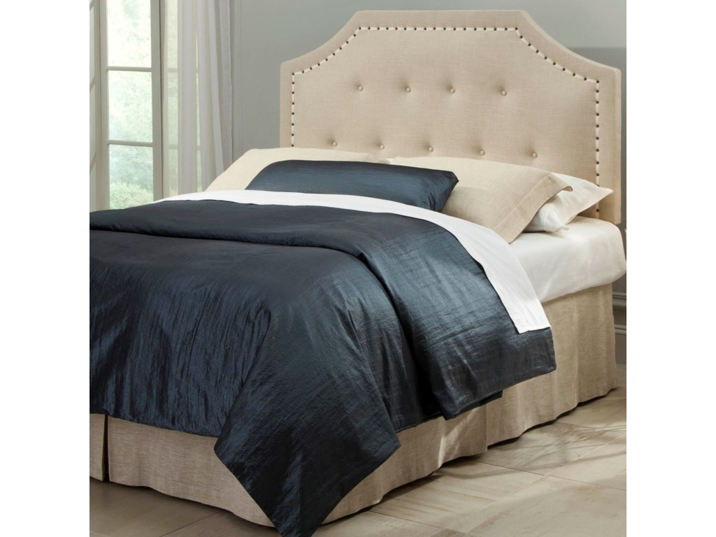 Fashion Bed Group Wood BedsTwin Avignon Headboard