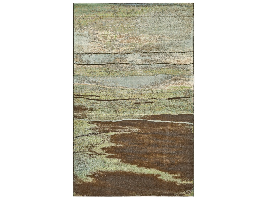 Feizy Rugs RivingtonChocolate 10' X 13'-2