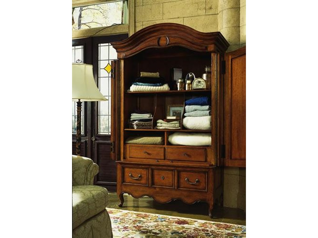 Fine Furniture Design RayLen VineyardsEntertainment Center/Armoire
