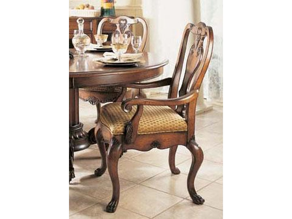 Fine Furniture Design RayLen VineyardsDining Arm Chair