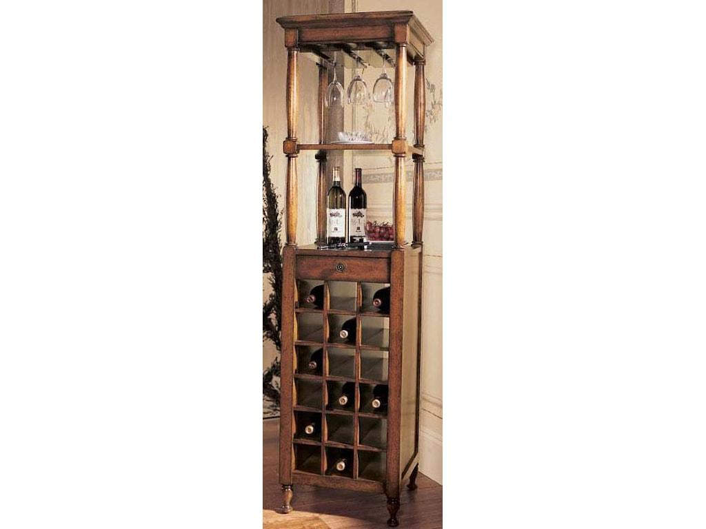 Fine Furniture Design RayLen VineyardsWine Cabinet