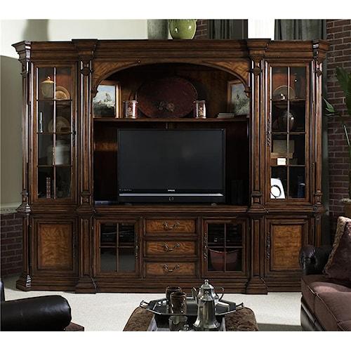 Fine Furniture Design Viniterra Entertainment Center Wall