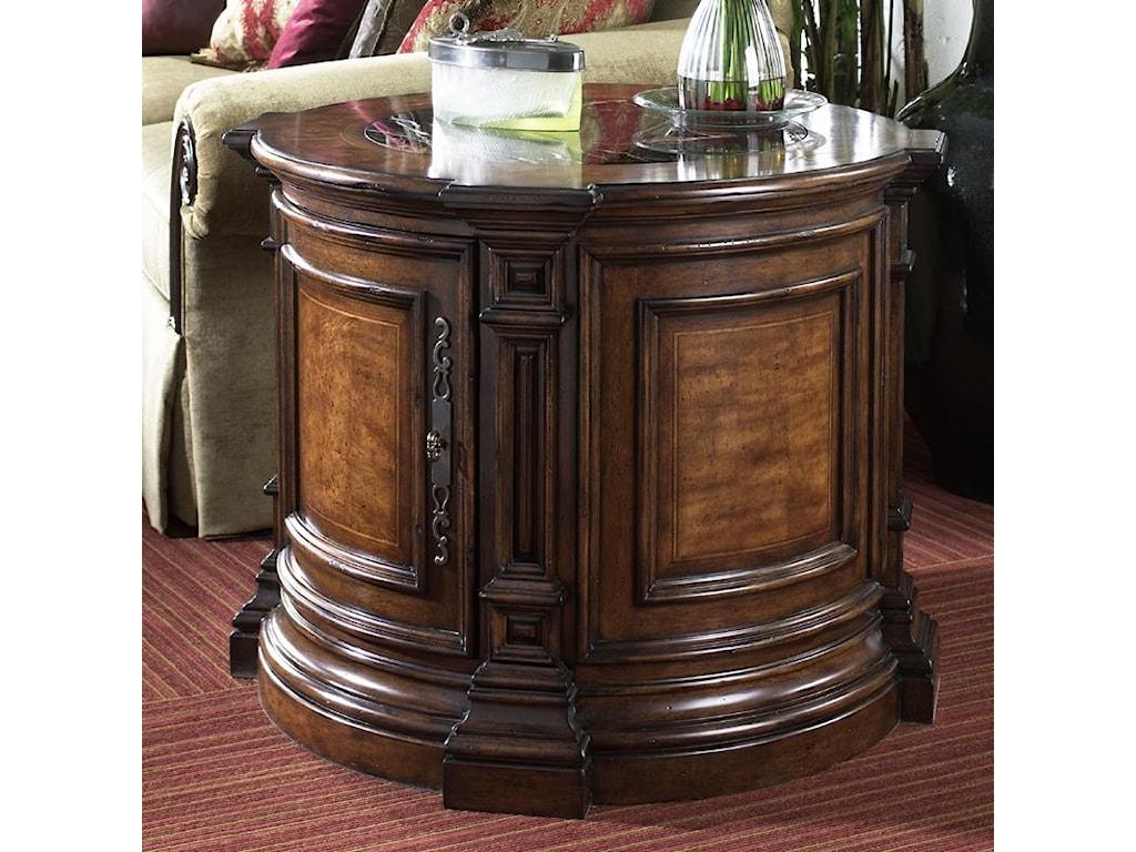Fine Furniture Design ViniterraRound Commode Table