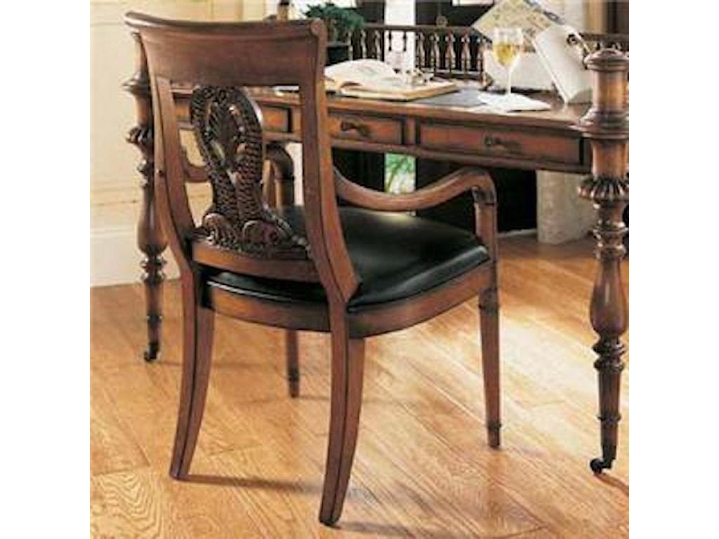 Fine Furniture Design RayLen VineyardsDesk Chair
