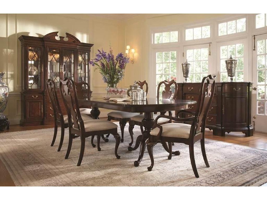 Fine Furniture Design American CherryFormal Dining Room Group
