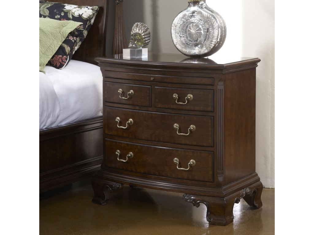 Fine Furniture Design American CherryRoanoke Night Table