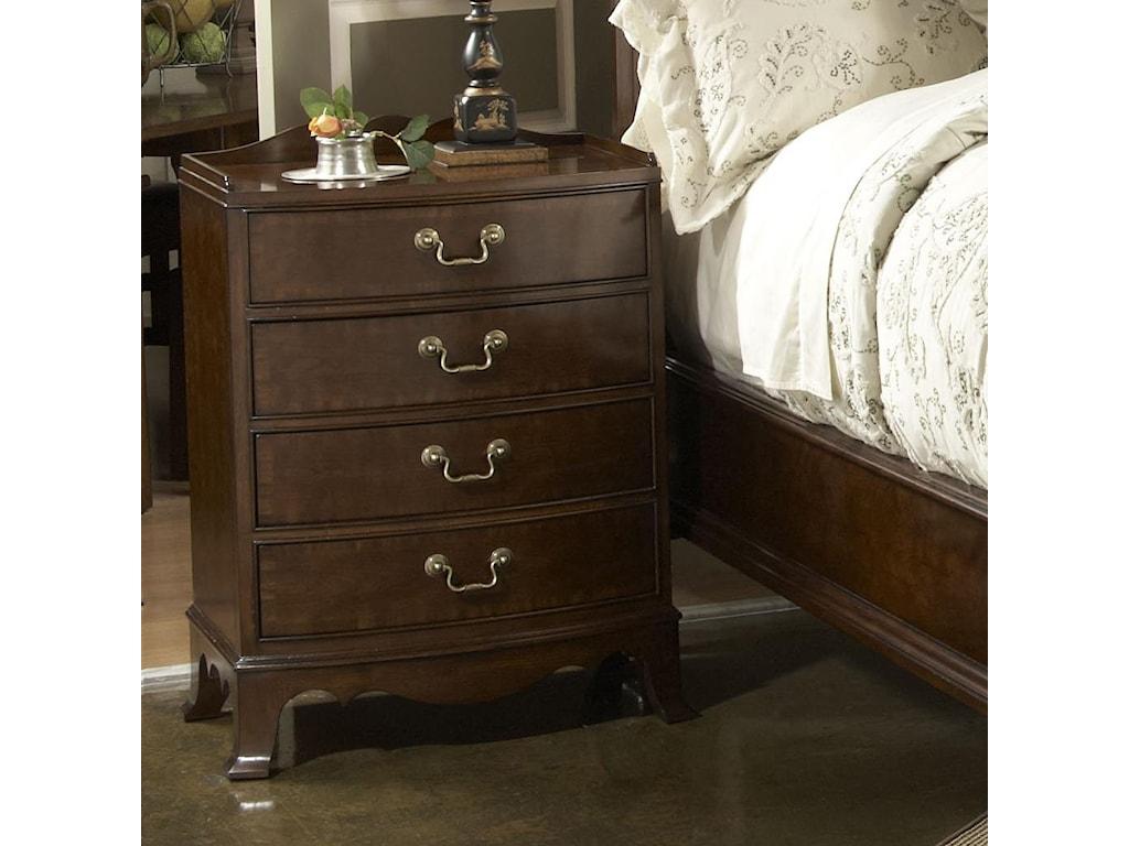 Fine Furniture Design American CherryRichmond Bedside Table